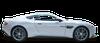 Aston Martin Vanquish coupé 2 porte