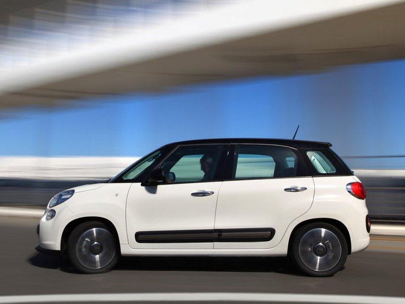 Configuratore Nuova Fiat 500l E Listino Prezzi 2015
