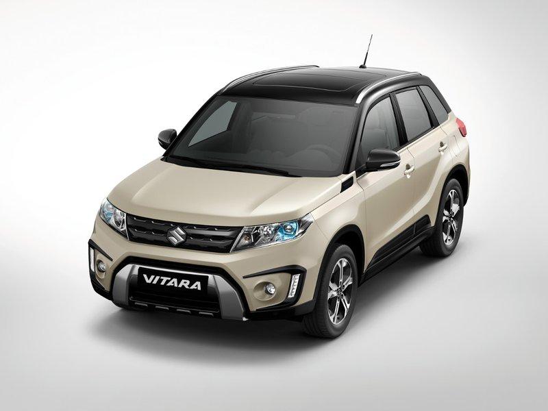 Suzuki Vitara Configuratore