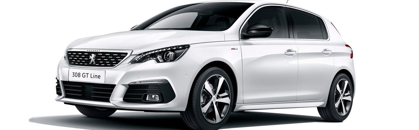 Peugeot 308 5-Türer Konfigurator und Preisliste 2020 | DriveK