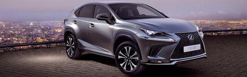 Lexus Nx Hybrid >> Lexus Configurator And Price List For The New Nx