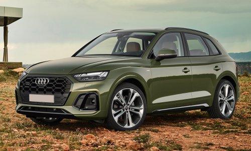 Audi Der Neue Q5 Konfigurator Und Preisliste 2020 Drivek