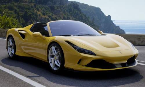 Ferrari Neuer F8 Spider Konfigurator Und Preisliste 2021 Drivek