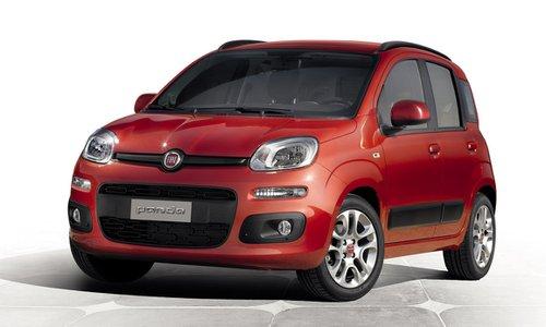 Neuwagenkonfigurator Fiat Panda Und Preisliste 2019