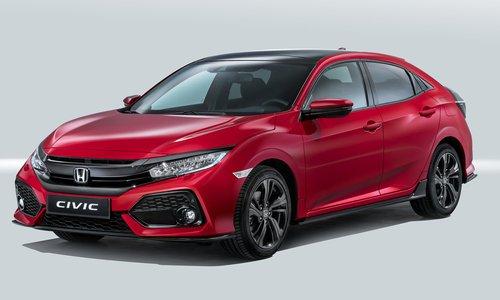 Honda | Neue Civic Schräghecklimousine