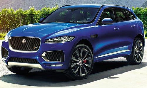 Jaguar | F-Pace