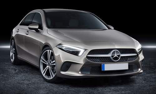 Mercedes Benz A Klasse Limousine A 250 4matic Automatik