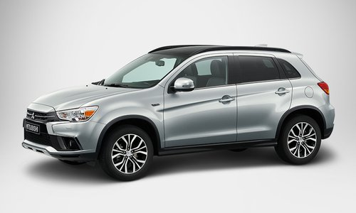 Neuwagenkonfigurator Mitsubishi Asx Und Preisliste 2019