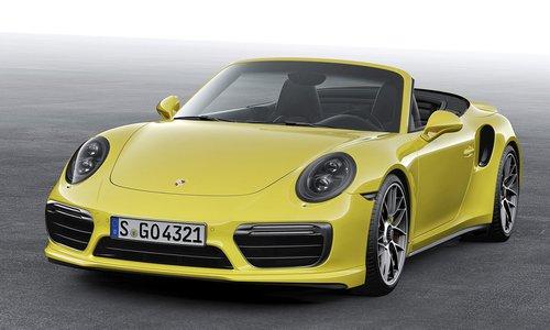 Porsche | 911 Cabrio