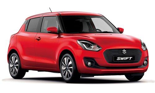 Suzuki Swift 12 DUALJET ALLGRIP Comfort