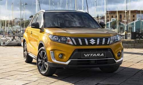 Neuwagenkonfigurator Suzuki Der Neue Vitara Und Preisliste 2019