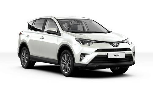 toyota rav4 2 5 l hybrid automatik 4x4 style selection. Black Bedroom Furniture Sets. Home Design Ideas