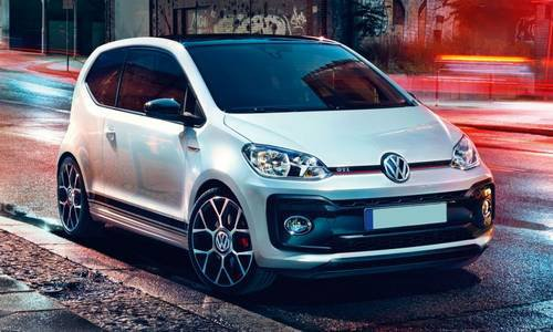 neuwagenkonfigurator volkswagen up gti 3 t rer und preisliste 2018. Black Bedroom Furniture Sets. Home Design Ideas