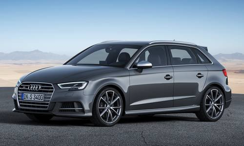 configurador del nuevo audi s3 sportback y lista de precios 2016. Black Bedroom Furniture Sets. Home Design Ideas