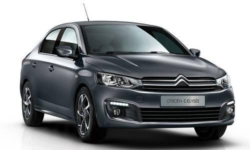Citroën | C-Elysée