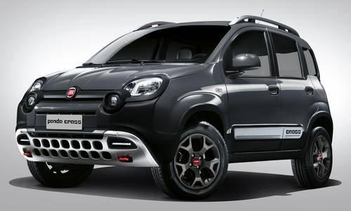 Fiat panda cross for Panda 4x4 sisley scheda tecnica