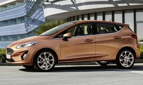 Ford Nuevo Fiesta