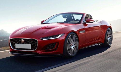 Jaguar F-Type Convertible 2020 | Precios y configurador en DriveK