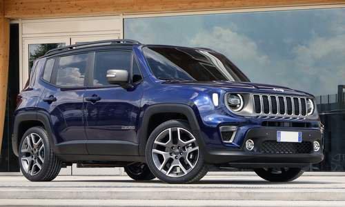 Configurador Del Nuevo Jeep Nuevo Renegade Y Lista De Precios 2019