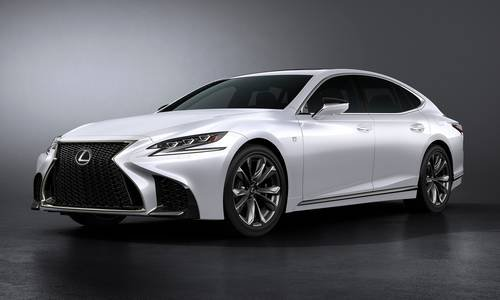 Lexus | LS