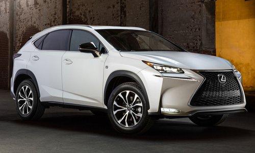 Lexus NX Hybrid