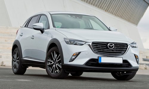 configurador del nuevo mazda cx 3 y lista de precios 2018. Black Bedroom Furniture Sets. Home Design Ideas