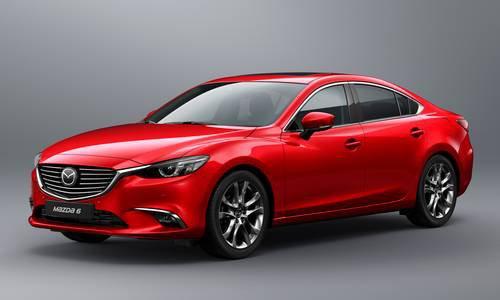 Mazda Mazda6 Sedan