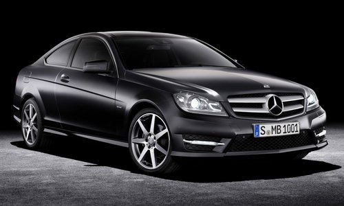 Configurador del nuevo mercedes benz clase c coup y lista for Mercedes benz c class car cover