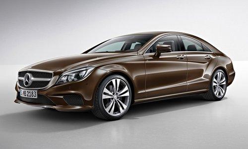 Configurador del nuevo mercedes benz cls y lista de for Mercedes benz cls 500 precio