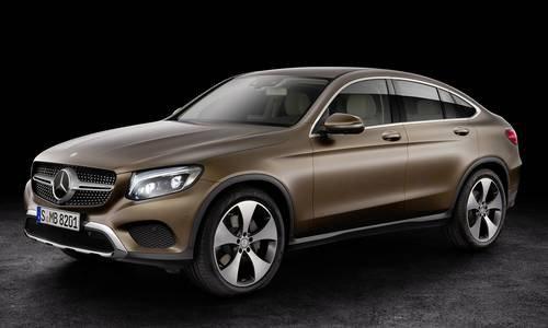Configurador del nuevo mercedes benz glc coup y lista de for Mercedes benz glc precio