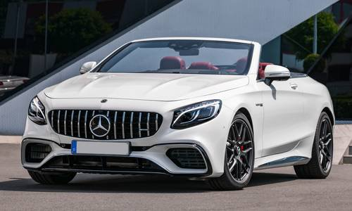 Mercedes-Benz | Clase S Cabrio