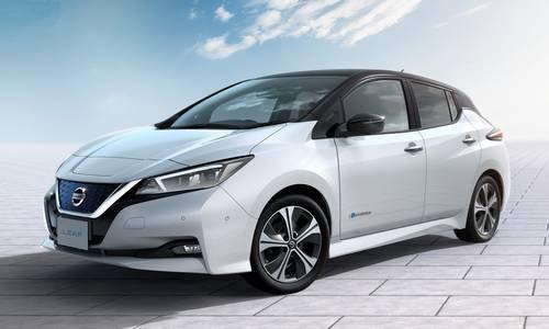 Nissan | Nuevo Leaf