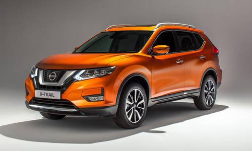 Nissan | Nuevo X-TRAIL