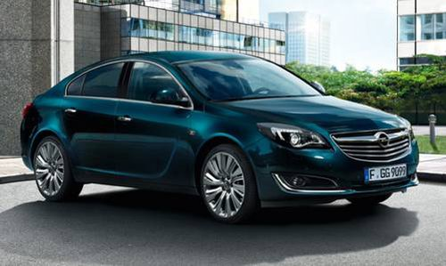Opel Insignia 5 puertas