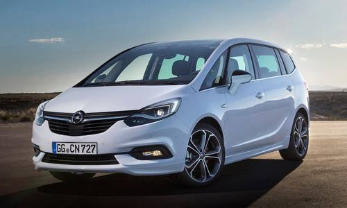 Opel | Nuevo Zafira