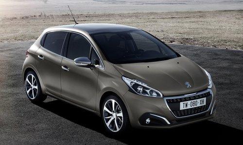 Peugeot | 208