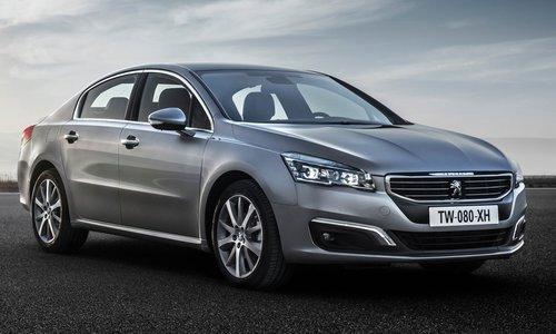 Peugeot | 508