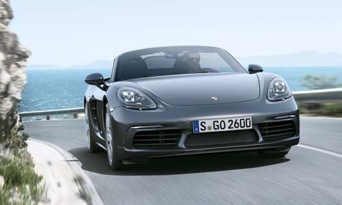Porsche | 718 Boxter