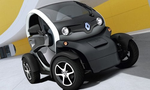 renault twizy technic 45. Black Bedroom Furniture Sets. Home Design Ideas