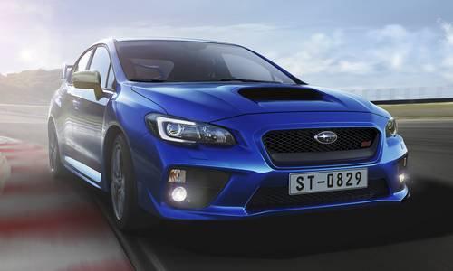 Subaru | WRX STI