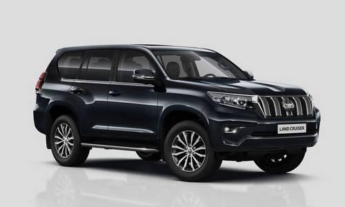 Toyota | Land Cruiser