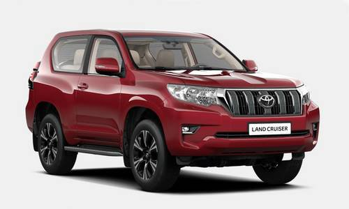 Toyota | Land Cruiser 3 Puertas