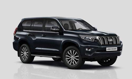 Toyota land cruiser 2019 precio