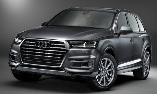 configurateur nouvelle audi q7 et listing des prix 2018. Black Bedroom Furniture Sets. Home Design Ideas
