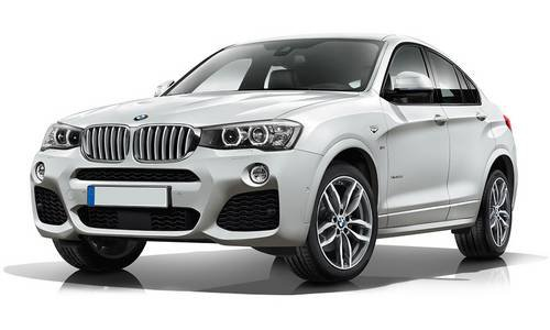 configurateur nouvelle bmw x4 et listing des prix 2018. Black Bedroom Furniture Sets. Home Design Ideas