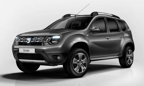 configurateur nouvelle dacia duster et listing des prix 2017. Black Bedroom Furniture Sets. Home Design Ideas