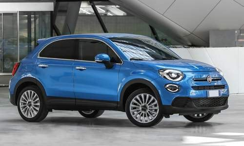configurateur nouvelle fiat 500x look urbain et listing des prix 2019. Black Bedroom Furniture Sets. Home Design Ideas