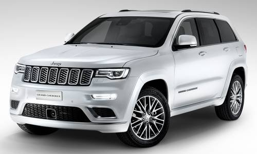 configurateur nouvelle jeep grand cherokee et listing des prix 2018. Black Bedroom Furniture Sets. Home Design Ideas
