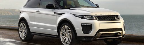 configurateur nouvelle land rover range rover evoque coupe et listing des prix 2016. Black Bedroom Furniture Sets. Home Design Ideas
