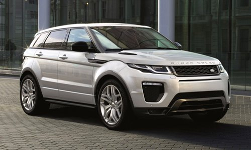 configurateur nouvelle land rover range rover evoque et listing des prix 2018. Black Bedroom Furniture Sets. Home Design Ideas